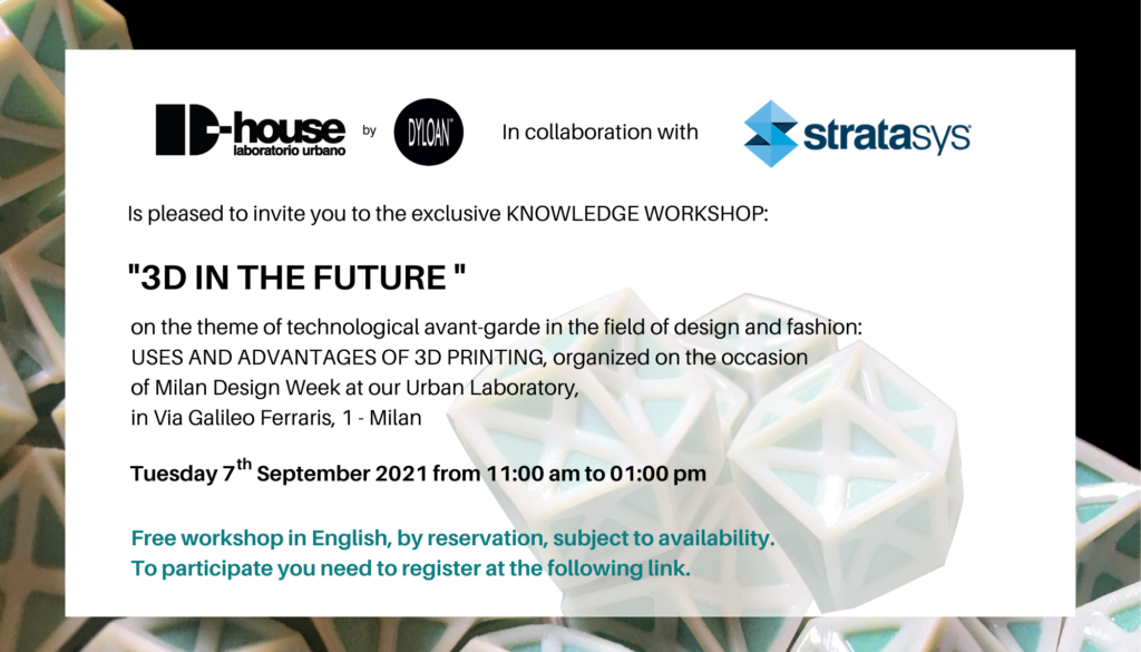 workshop 3d in the future